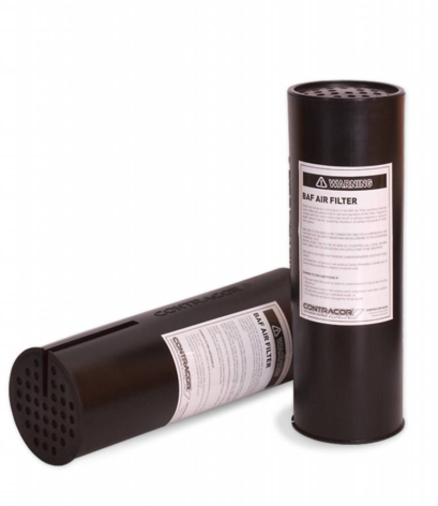 breathing air filter
