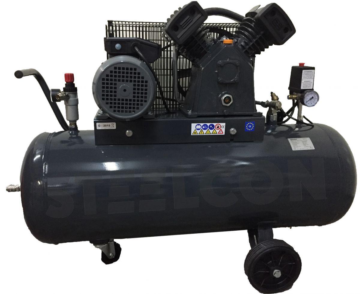 compressor laag toeren 230v