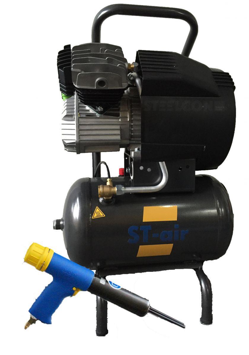 compressor naaldenbikhamer set