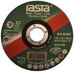 Cutting-off disc 115x1x22