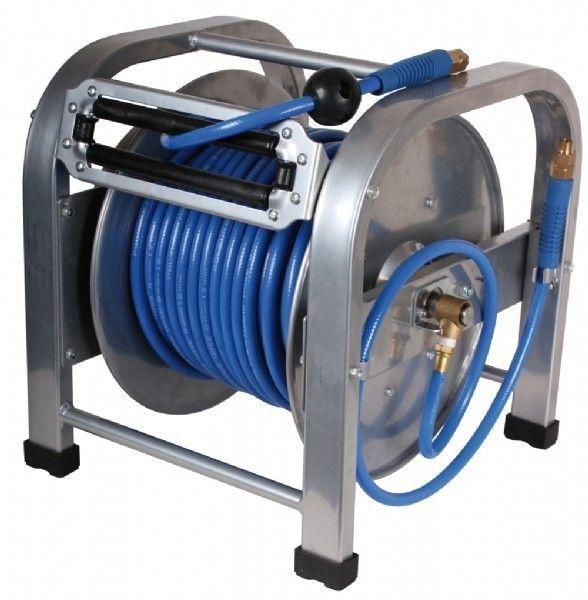 manual air hose reel 30m