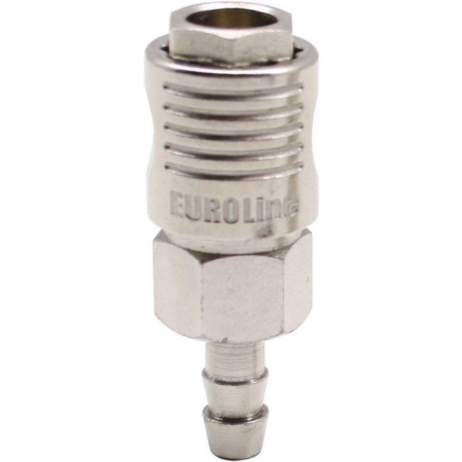 nipple 6mm hose socket