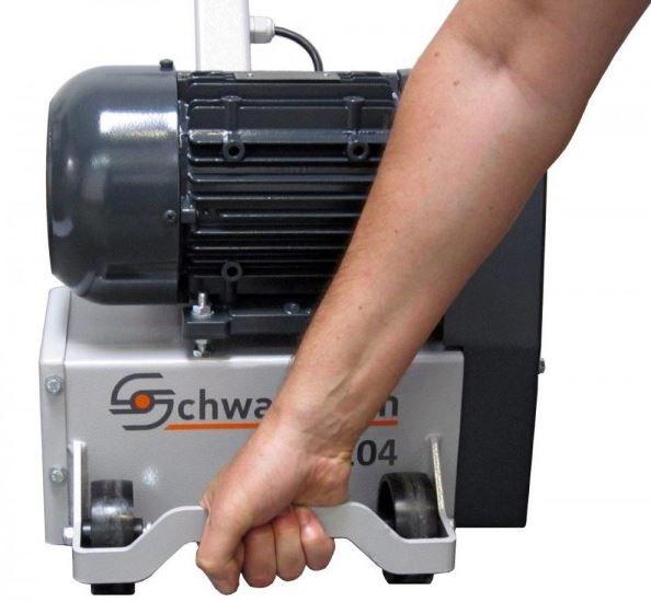 schwamborn bef204 scarifier 220v