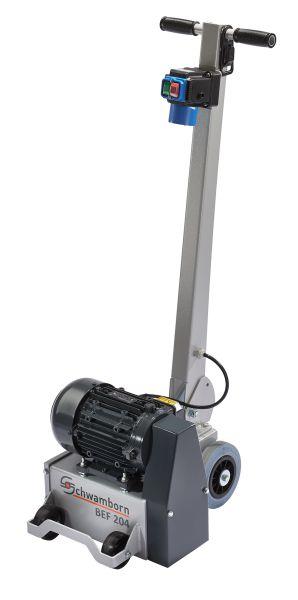 schwamborn bef204 scarifier 230v