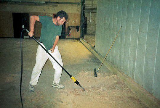 von arx 34bgvmh chisel hammer