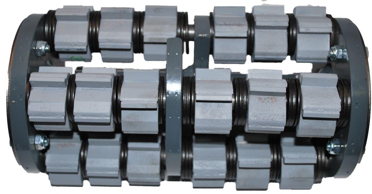 von arx fr200 drum with milling cutters