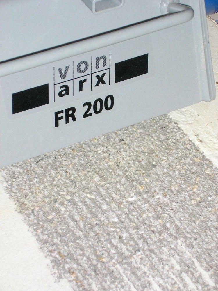 von arx fr200 lamellenfrees 230v