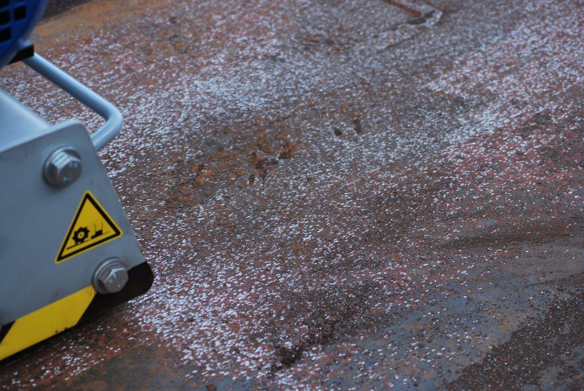 von arx fr200 scarifier globe air