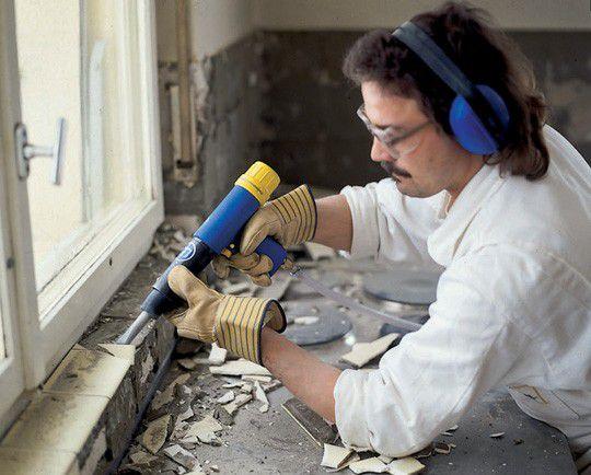 von arx mh23k chisel hammer