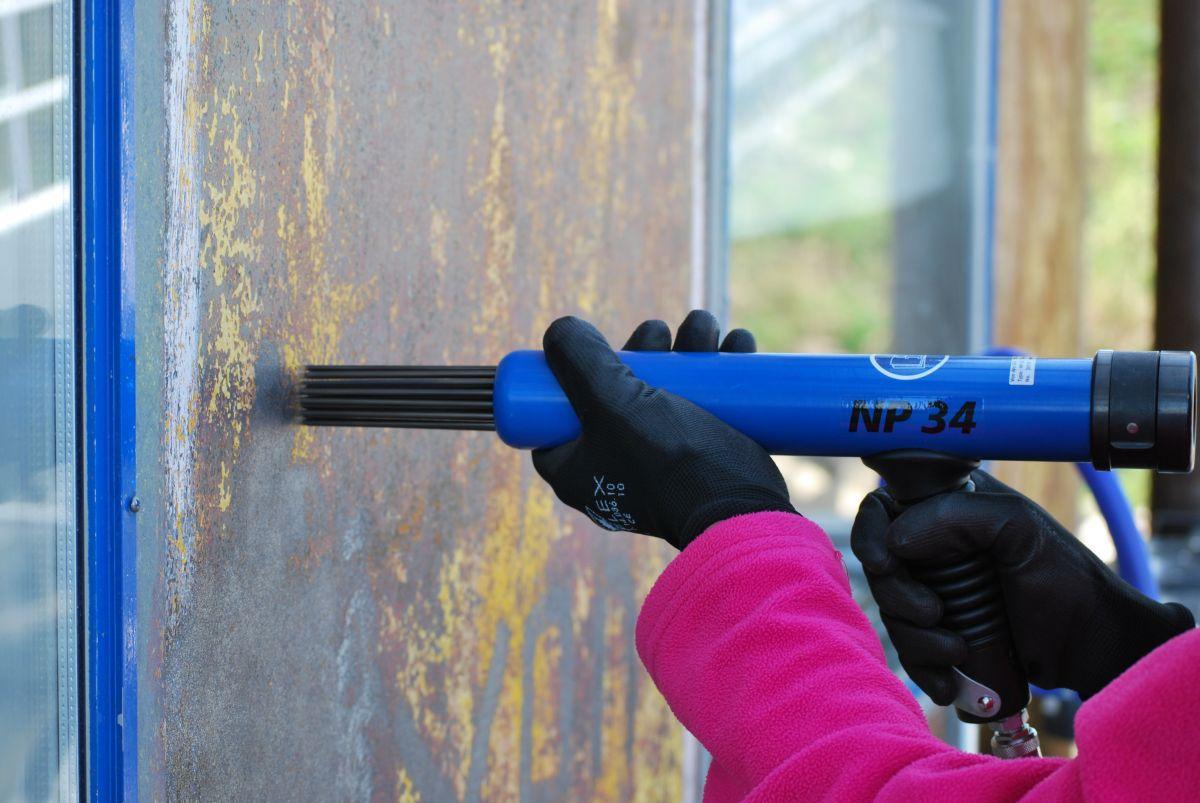von arx np34 needle scaler