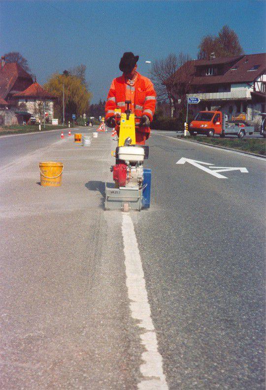 von arx va25s scarifier 400v